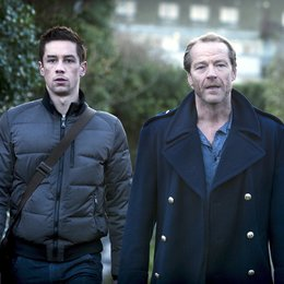 Jack Taylor: Tag der Vergeltung (ZDF) / Iain Glen / Killian Scott Poster