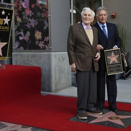 Kirk Douglas / Zubin Mehta / Hollywood / Walk of Fame Poster