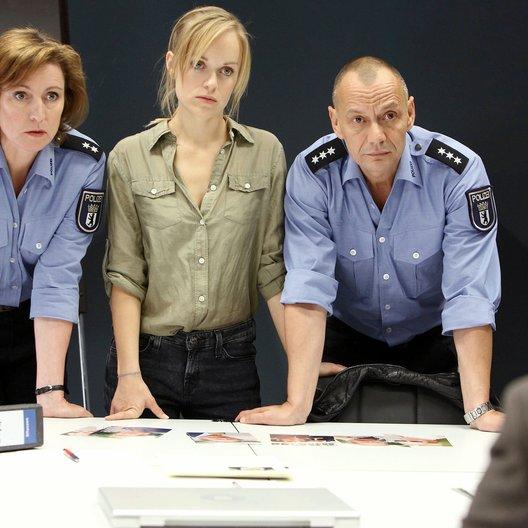 Hauptstadtrevier (1. Staffel, 16 Folgen) / Friederike Kempter / Matthias Klimsa