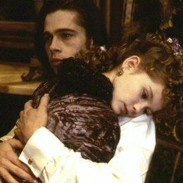 Interview mit einem Vampir / Brad Pitt / Kirsten Dunst Poster