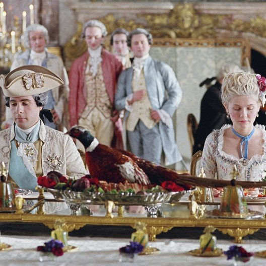 Marie Antoinette / Jason Schwartzman / Kirsten Dunst Poster