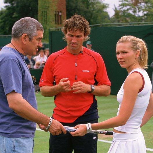 Wimbledon - Spiel, Satz und... Liebe / Wimbledon / Richard Loncraine / Pat Cash / Kirsten Dunst / Set Poster