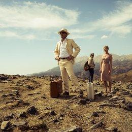 zwei Gesichter des Januars, Die / Viggo Mortensen / Oscar Isaac / Kirsten Dunst Poster