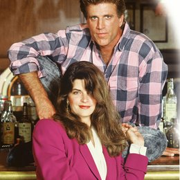 Cheers / Ted Danson / Kirstie Alley Poster