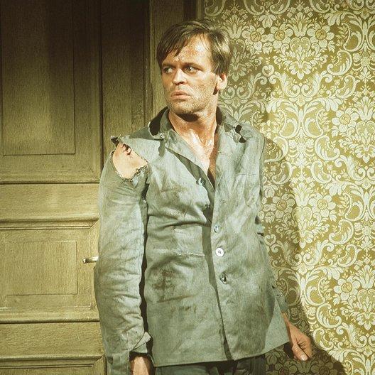 blaue Hand, Die / Klaus Kinski