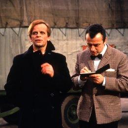 Rätsel des silbernen Dreiecks, Das / Klaus Kinski / Eddi Arent