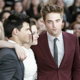 "Lautner, Taylor / Stewart, Kristen / Pattinson, Robert / Premiere von ""The Twilight Saga: Eclipse"", Los Angeles"