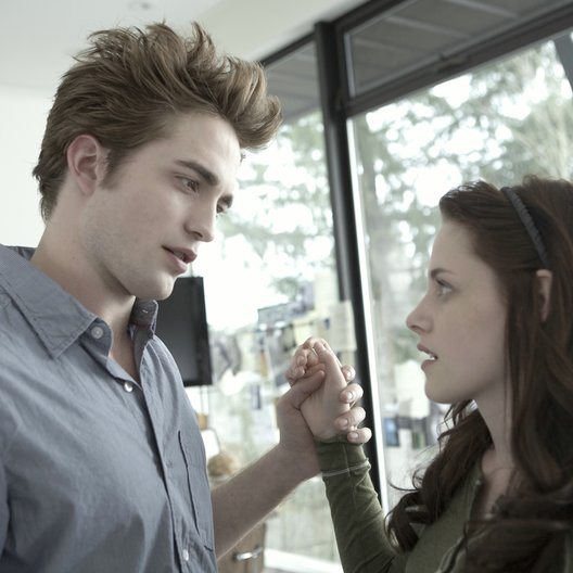 Twilight - Biss zum Morgengrauen / Robert Pattinson / Kristen Stewart