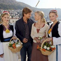 Kreuzfahrt ins Glück: Hochzeitsreise nach Kroatien (ZDF / ORF) / Kristian Erik Kiehling / Johanna Klante Poster
