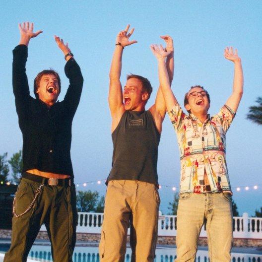 Pura Vida Ibiza - Ab auf die Insel! / Kristian Erik Kiehling / Tom Wlaschiha / Michael Krabbe / Pura Vida Ibiza - Die Mutter aller Partys! Poster