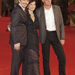 Ethan Hawke / Kristin Scott Thomas / Pawel Pawlikowski / 6. Filmfest Rom 2011