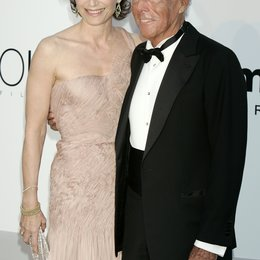 Kristin Scott Thomas / Giorgio Armani / 63. Filmfestival Cannes 2010