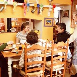Mord im Pfarrhaus / Kristin Scott Thomas / Rowan Atkinson / Maggie Smith Poster