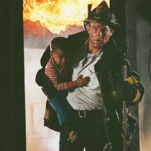 Backdraft - Männer, die durchs Feuer gehen / Kurt Russell Poster