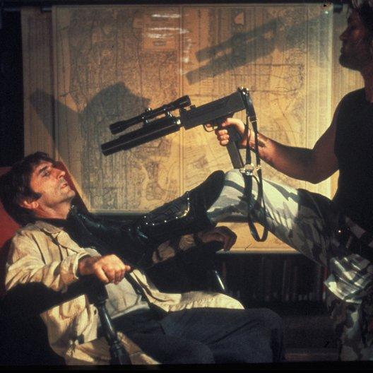 Klapperschlange, Die / Kurt Russell Poster