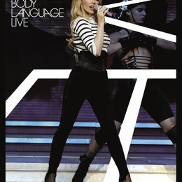Kylie Minogue - Body Language Live Poster