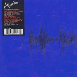 Kylie Minogue - Fever 2002: Live in Manchester (Limited Edition mit Audio-CD) Poster