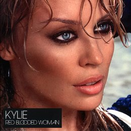 Minogue, Kylie: Red Blooded Woman Poster