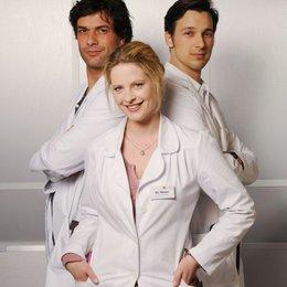 Doctor's Diary (3. Staffel, 6 Folgen) / Diana Amft / Florian David Fitz / Kai Schumann Poster