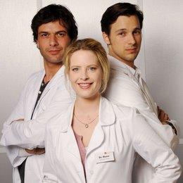 Doctor's Diary - Männer sind die beste Medizin (RTL) / Diana Amft / Florian David Fitz / Kai Schumann / Doctor's Diary (2. Staffel, 6 Folgen) Poster