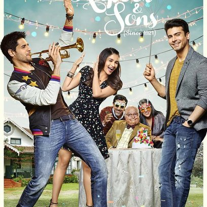 Kapoor & Sons / Kapoor and Sons Poster