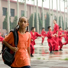 Karate Kid / Jaden Smith Poster