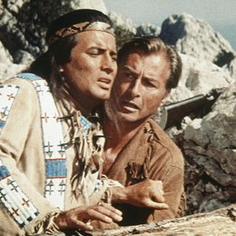 Karl May Box III - Winnetou reitet wieder / Winnetou III Poster