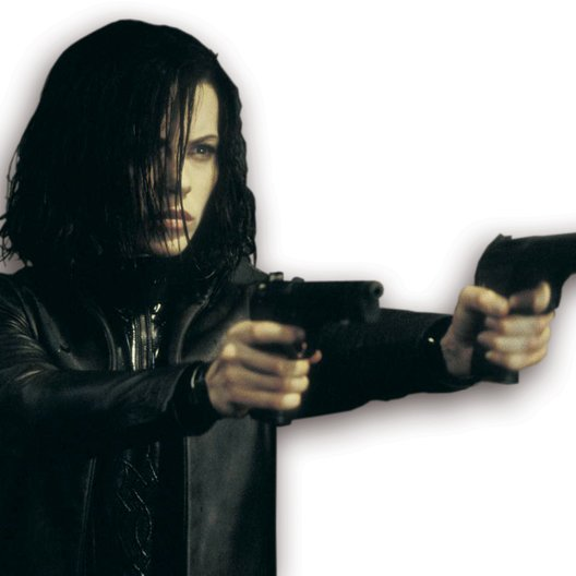 Underworld / Kate Beckinsale - freigestellt Poster