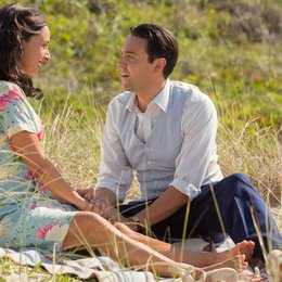 Kein Ort ohne dich / Oona Chaplin / Jack Huston Poster