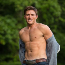 Kein Ort ohne dich / Scott Eastwood Poster