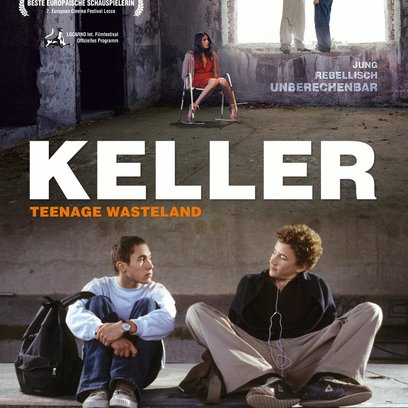 Keller - Teenage Wasteland / Keller Poster