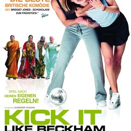 Kick It Like Beckham Poster