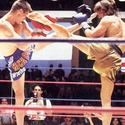 Kickboxer 3 - The Art of War Poster
