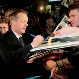 "Deutschlandpremiere von ""Monsters vs. Aliens"" in Berlin / Kiefer Sutherland"