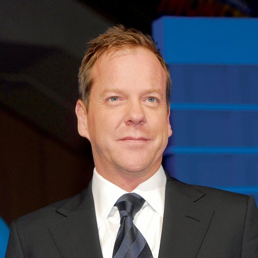 "Deutschlandpremiere von ""Monsters vs. Aliens"" in Berlin / Kiefer Sutherland Poster"