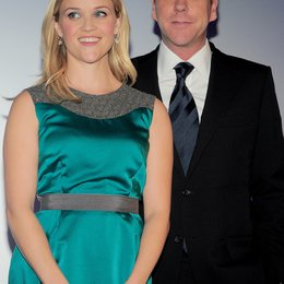 "Deutschlandpremiere von ""Monsters vs. Aliens"" in Berlin / Reese Witherspoon und Kiefer Sutherland Poster"