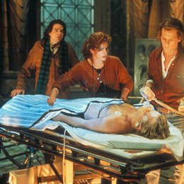 Flatliners - Heute ist ein schöner Tag zum Sterben / Julia Roberts / Kiefer Sutherland / Kevin Bacon Poster