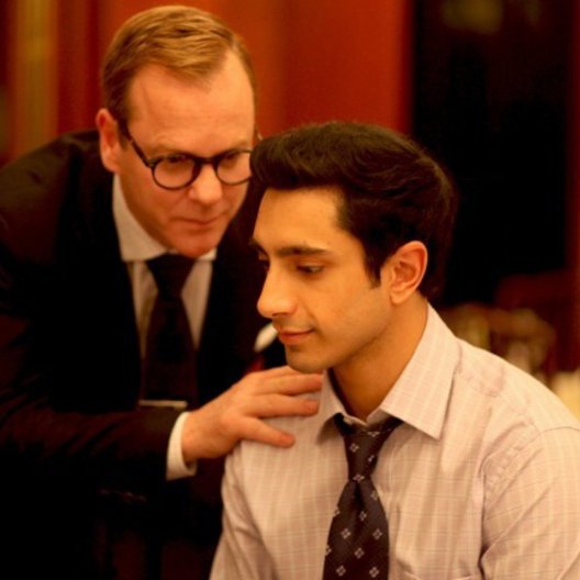 Reluctant Fundamentalist, The / Kiefer Sutherland / Riz Ahmed Poster