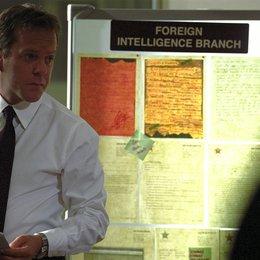 Sentinel - Wem kannst du trauen?, The / Kiefer Sutherland Poster
