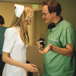 Kill Bill Vol. 1 / Daryl Hannah / Quentin Tarantino / Set