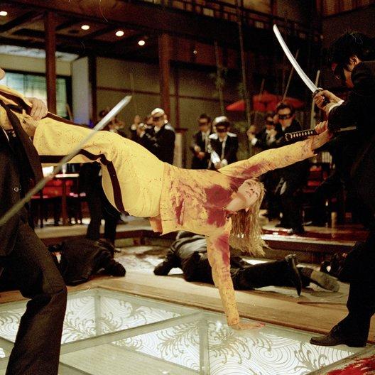 Tarantino XX - 20 Years of Filmmaking / Kill Bill Vol. 1 Poster