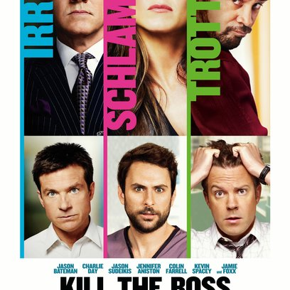 Kill the Boss / Horrible Bosses Poster