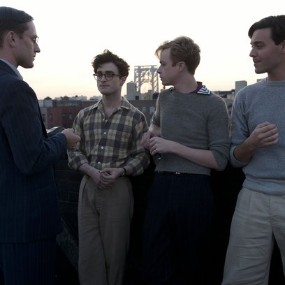 Kill Your Darlings - Junge Wilde / Kill Your Darlings / Ben Foster / Daniel Radcliffe / Dane DeHaan / Jack Huston Poster