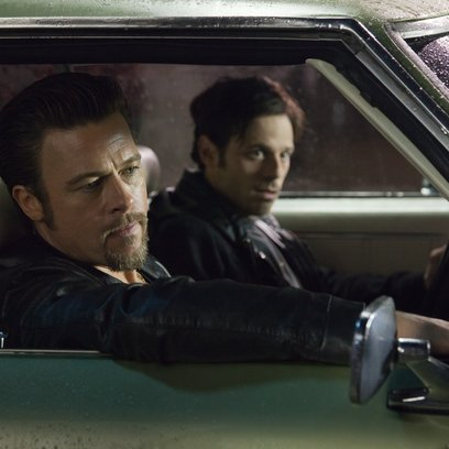 Killing Them Softly / Brad Pitt / Scoot McNairy Poster
