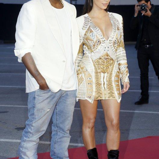 Kanye West / Kim Kardashian / 65. Filmfestspiele Cannes 2012 / Festival de Cannes Poster