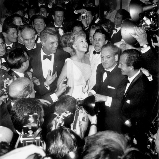 Cannes 1959 / Cary Grant / Kim Novak Poster
