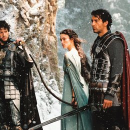 King Arthur / Keira Knightley / Clive Owen Poster
