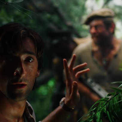 King Kong / Adrien Brody Poster