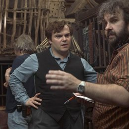 King Kong / Set / Jack Black / Peter Jackson