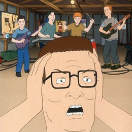 King of the Hill - Die komplette erste Staffel Poster